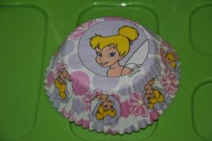 Tink Cupcake Liners