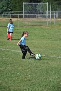Love that kick!
