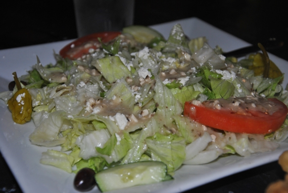 Greek Salad (Otto's Meal)