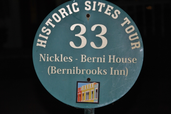 Number 33 on the Historic Sites Tour (we will be doing this tour upon our return to Abbeville).