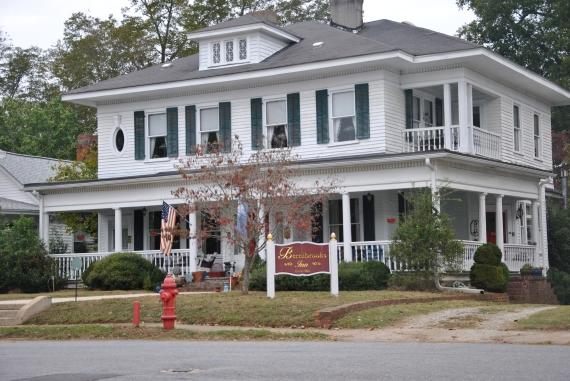 The Bernibrooks Inn Abbeville, South Carolina