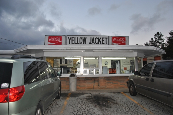 The Yellow Jacket Cafe