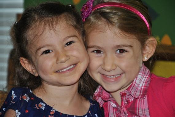 Precious Twin Cousins ~ 2013