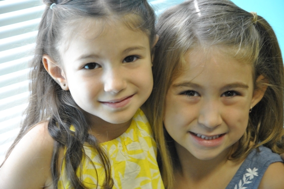 Precious Twin Cousins ~ 2014
