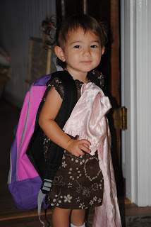 THROWBACK!  GO's First Day EVER!