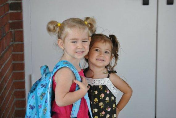 Precious Twin Cousins ~ 2011