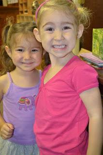 Precious Twin Cousins ~ 2012