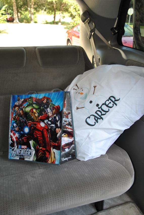 CW's Seat