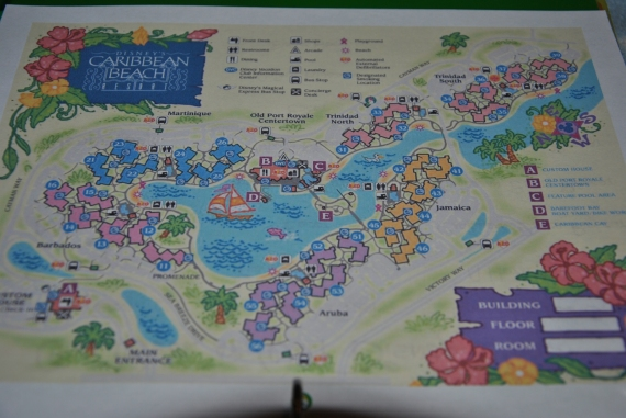 Our Resort Map