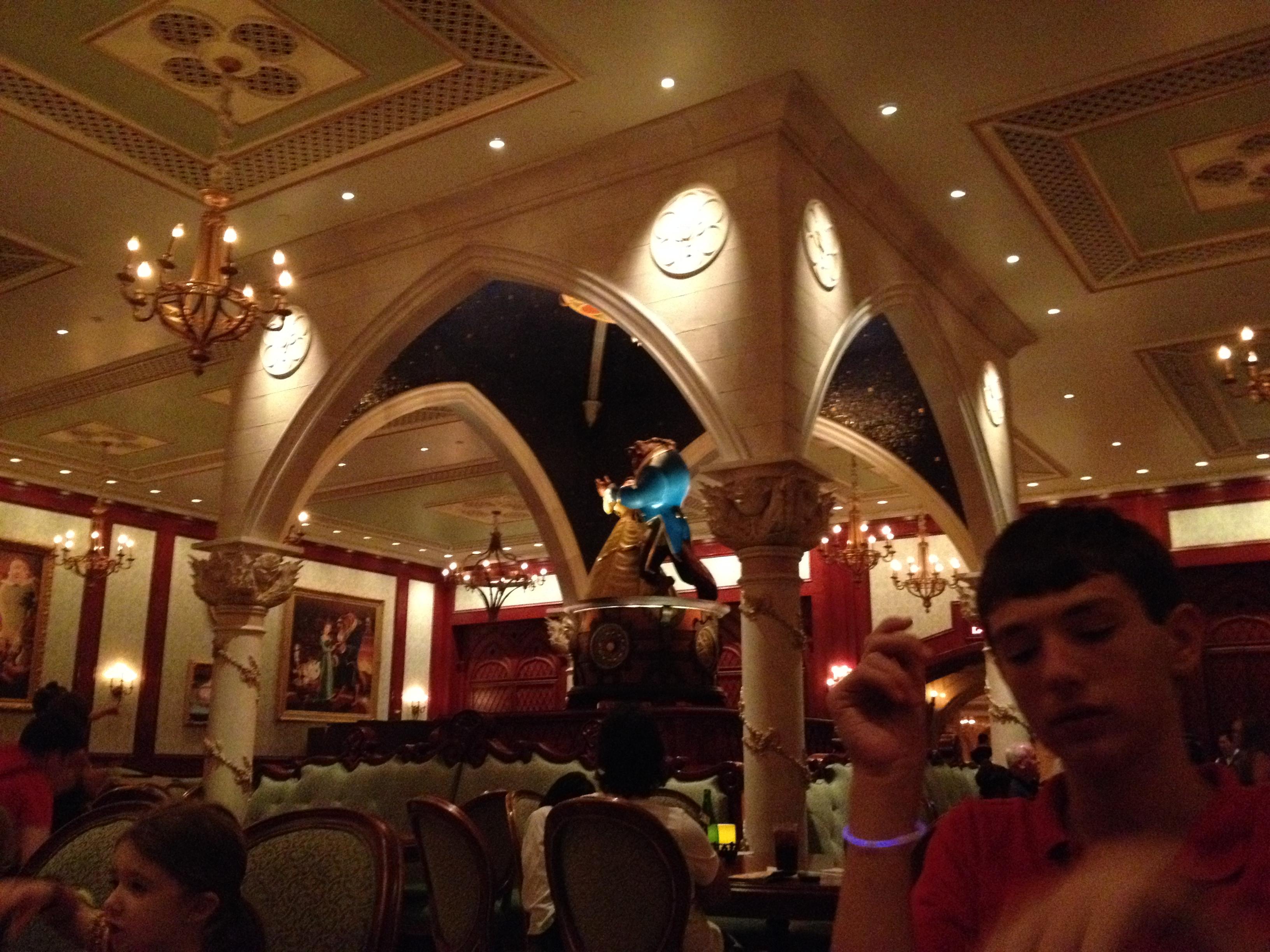 walt disney world restaurant review u2013 be our guest magic kingdom