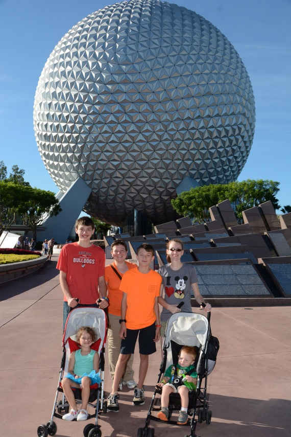 Good Morning, Epcot!
